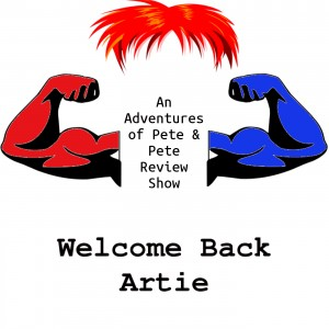 Welcome Back Artie Cover Art
