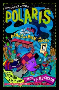 Polaris-Adventures of Danny and Mike Event